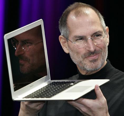 World's Slimmest Laptop-Macbook Air