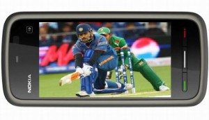 Watch ICC Cricket World Cup 2011 On Vodafone Mobile