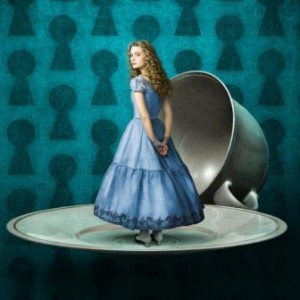 alice in wonderland-ipad-theme