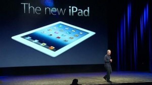 Apple Unveils The New iPad