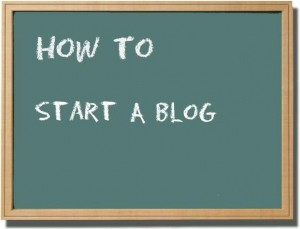 How to Start a Blog in 3 Easy Steps