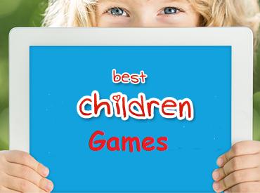 Best Children Games Which Benefit To Their Developments