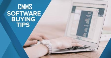 CMMS Software Buying tips