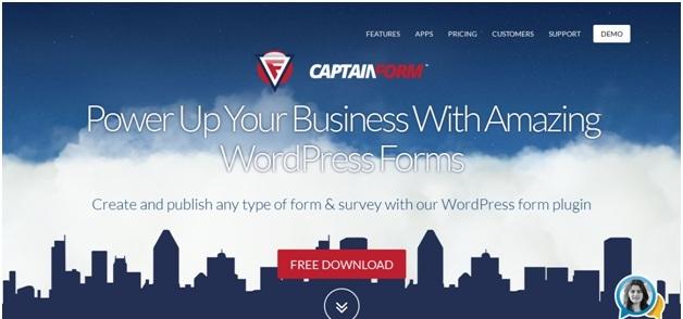 Create Beautiful Forms and Surveys- CaptainForm Review