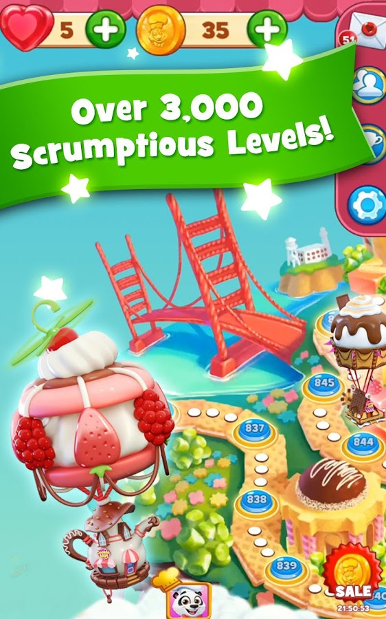 Cookie Jam APK Download