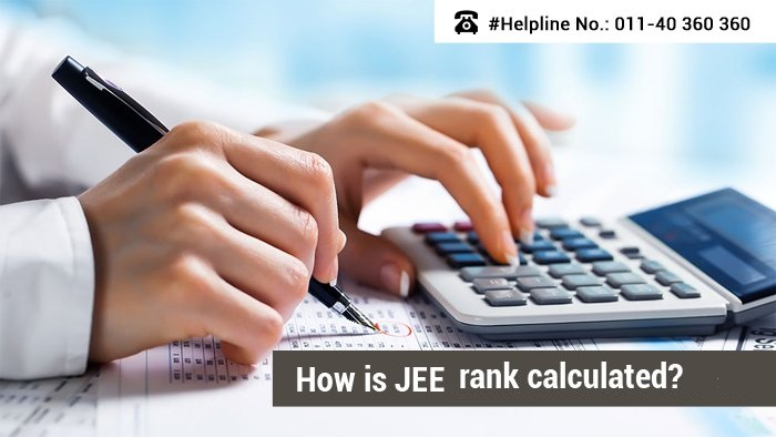 How is JEE Rank Calculated?