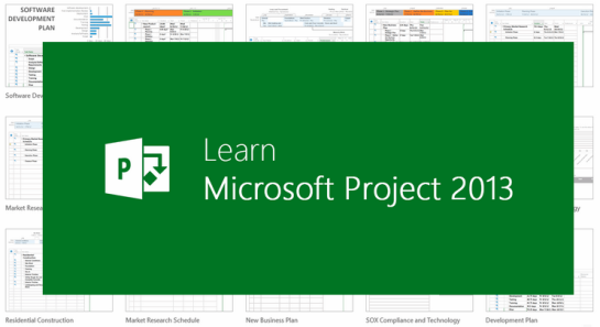 learning Microsoft Project