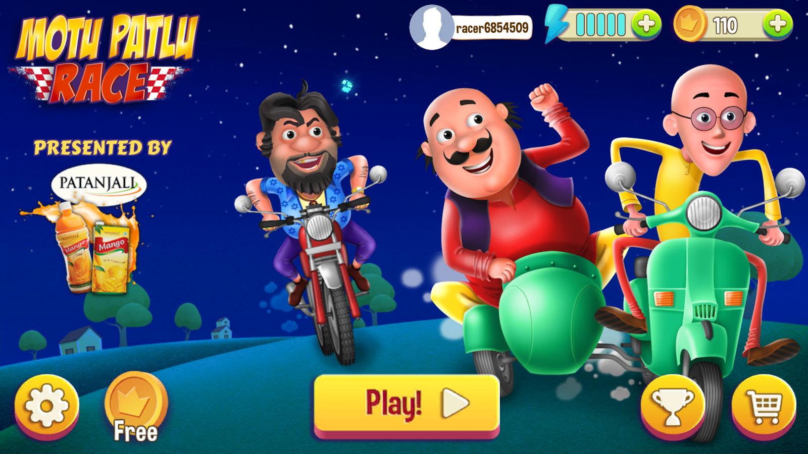 Motu Patlu Game Download Free Apk