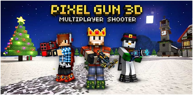 Pixel Gun 3D – Best Game Modes to Play for Beginners