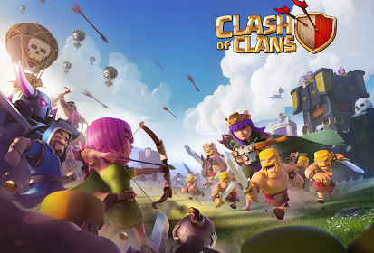 Clash of Clans For PC Free Download [Windows 10, 8, 7, XP, Mac]