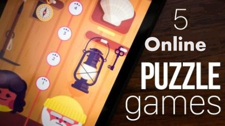 5 Online Puzzle games You Should Play Today