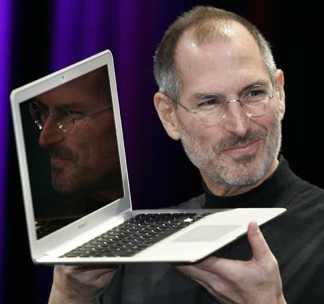 World's Slimmest Laptop-Macbook Air