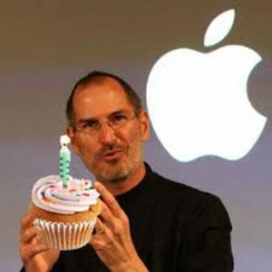 Steve Jobs Birthday Among the Top Five Trends at Twitter