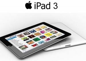 Apple iPad 3 To Launch on March 7