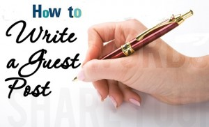 7 Important Tips to Write a Highly Appealing Guest Post