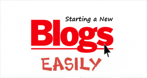 start a wordpress blog easily