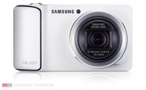 Jelly Bean Galaxy Camera Review