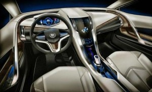 The gorgeous Cadillac may transform into an electric coupe in 2013
