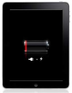 Improve iPad Battery Life