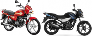 Hero Splendor vs. Bajaj Discover