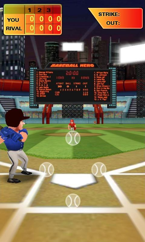 Baseball Hero APK Download
