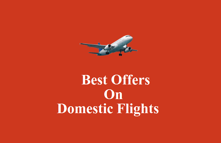 Best Offers on Domestic Flights