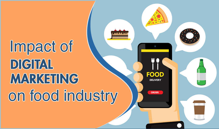 Digital Marketing for food business