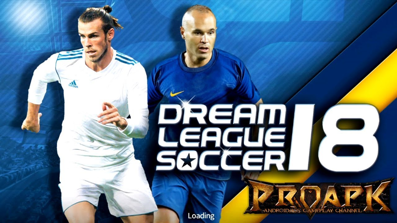 Dream League Soccer 2018 APK Download For Free
