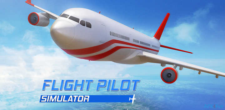 Flight Pilot Simulator 3D APK Download Free For Android
