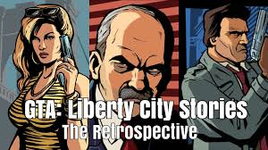 GTA Liberty City Stories APK Free Download For Android