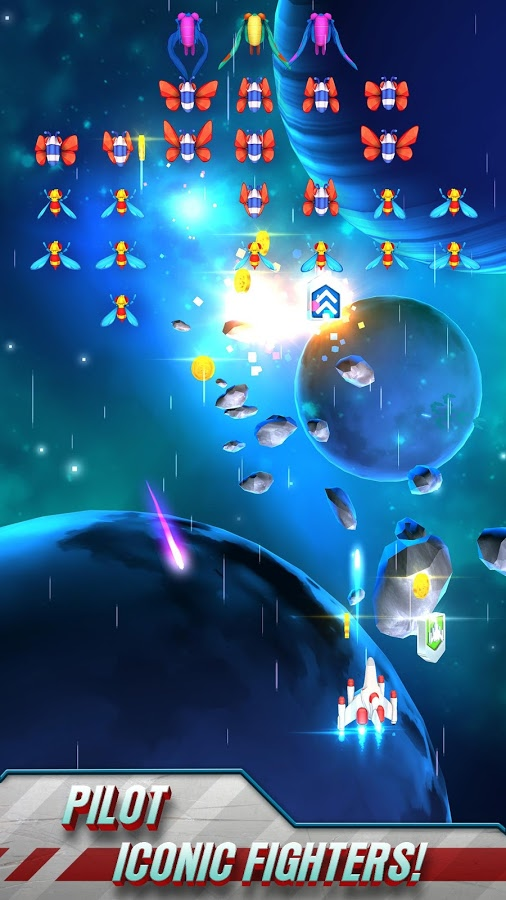 Galaga Wars APK Download