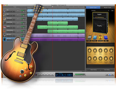 GarageBand For PC Download