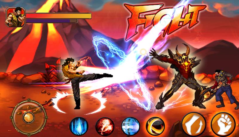 Kung Fu Fighting APK Download