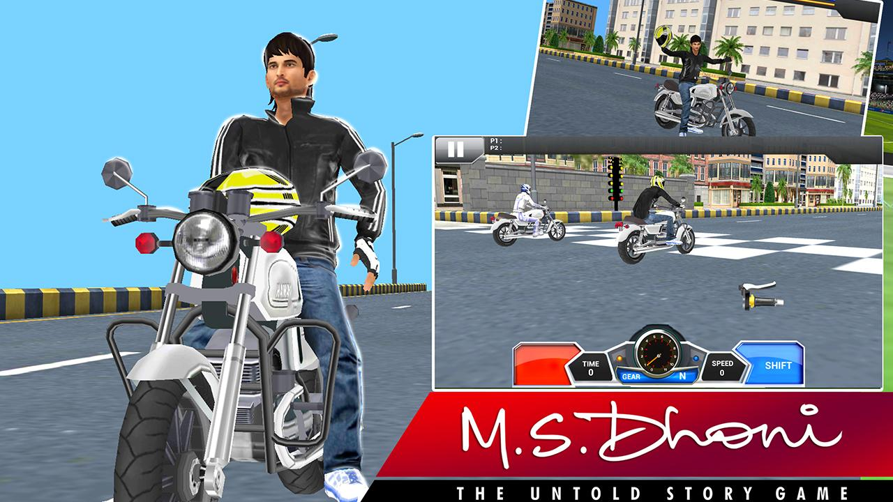 MS Dhoni The Untold Story Game APK