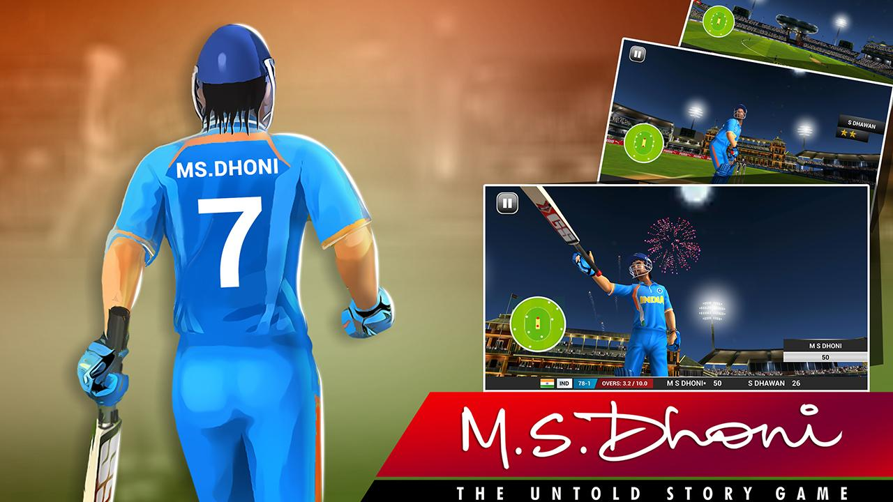 ms dhoni game apk
