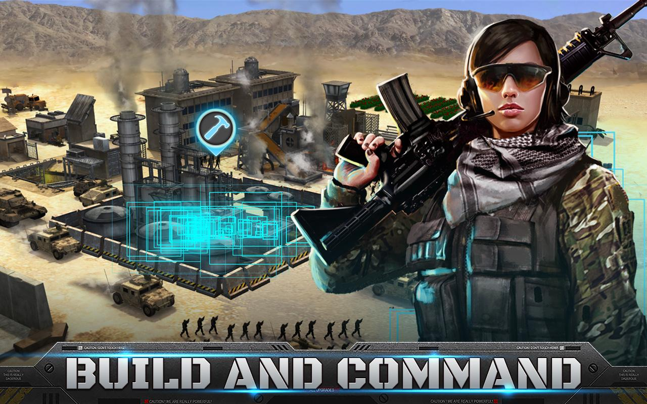Mobile Strike APK download