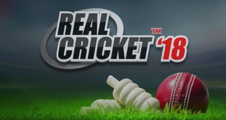 Real Cricket™ 18 MOD APK Download Free For Android