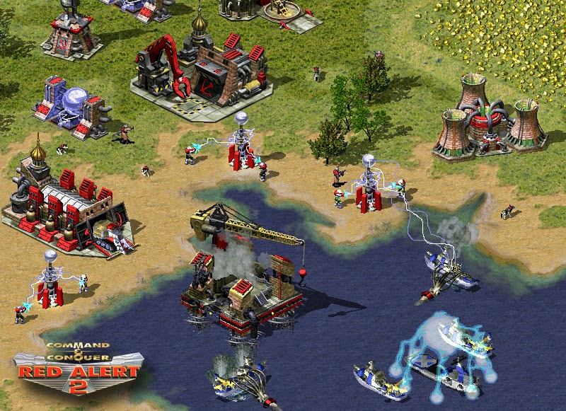 Red Alert 2 Full PC Game