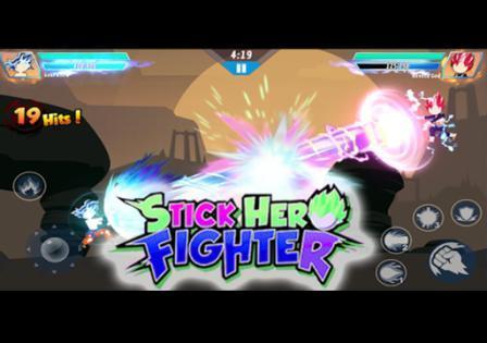 Stick Hero Fighter MOD APK