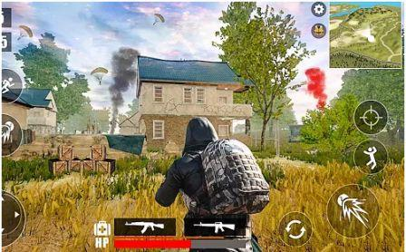 Survival Battleground Free Fire