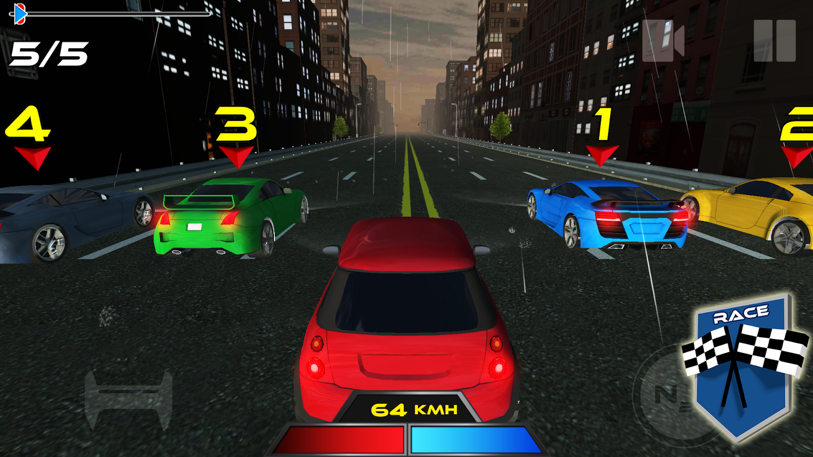 Top Racing Cars APK