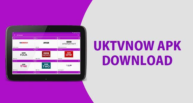 UKTVNOW APK Download Free For Android