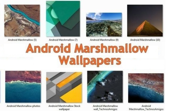 Download Latest Android Marshmallow Wallpapers