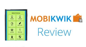 Features Of Mobikwik Online Mobile Recharge App