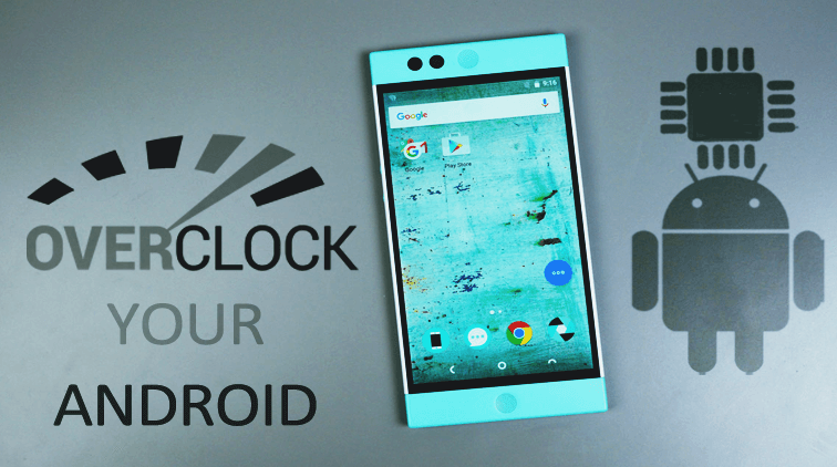 overclock your android phone