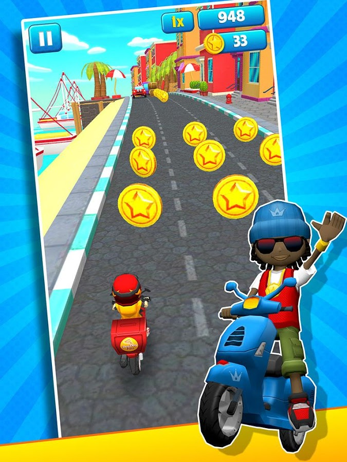 Download Subway Scooters APK Free for Android
