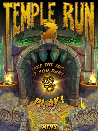 temple run 2 for PC